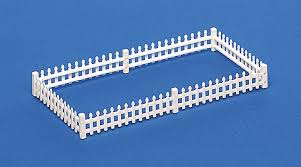 Picket Fence Ho Scale 42100 11 50 Bachmann Trains Online Store
