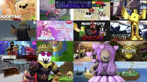 ROBLOX 7TH ANNUAL BLOXY AWARDS LIVE ...