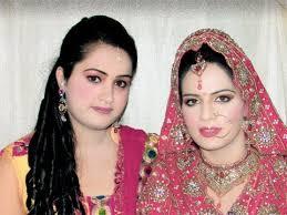 bridal makeup before after photos