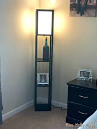 Brightech Maxwell Led Shelf Floor Lamp Sturdy Enough With Animals And Kids Miss Molly Says