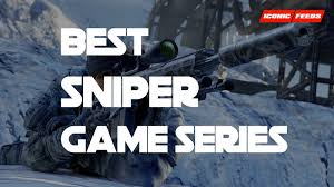 best sniper game series iconic feeds