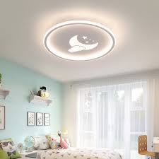 Wholesale Led Cartoon Cloud Ceiling Lights For Boys Girls Kids Room Bedroom Decor From China