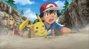 Video: This Pokémon XY The Movie - The Cocoon of Destruction ...