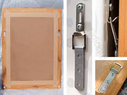 heavy duty picture mirror hanging kit