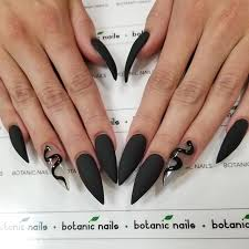 long nail design ideas that are easy