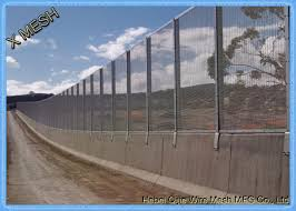 Modern High Security Welded 358 Mesh Security Fence 76 2 Mm 12 7 Mm Opening For Sale Wire Mesh Fence Panels Manufacturer From China 109452852