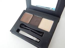 barry m shape define brow kit review