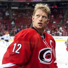 Eric Staal Made His Mark, But it Was Time to Move On - Canes Country