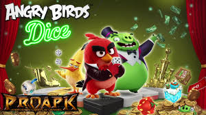 Angry Birds Dice Gameplay Android / iOS - YouTube