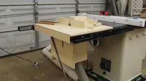 Adjustable Router Table Fence Jays Custom Creations