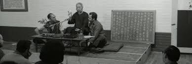 Filmmakers — The Professor: Tai Chi's Journey West