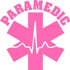 Paramedic Sticker Ems Car Decal Paramedic Decal Medic Etsy Paramedic Paramedic Quotes 1st Responders