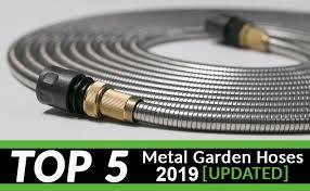 metal garden hose reviews for 2019