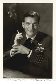 """Air Vice Marshal James """"Johnnie"""" Johnson - Autographed Signed ..."""