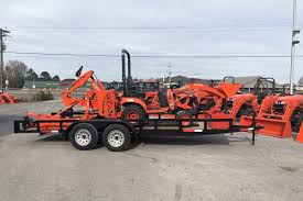 kubota tractor packages snead tractor