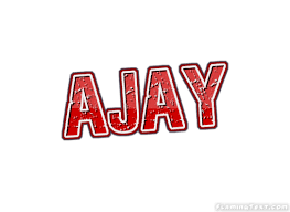 ajay logo free name design tool from