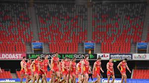 Gold Coast Suns vs Port Adelaide ...