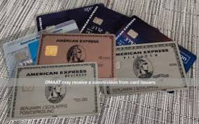 american express credit card strategy