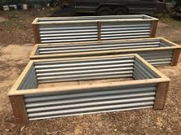 raised garden beds strong attractive