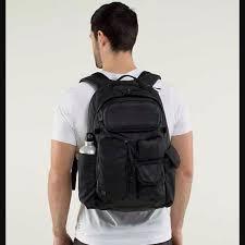bnwt lululemon cruiser backpack all