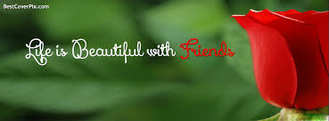 friends facebook profile cover photo