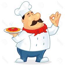 Italian Chef Clipart Free - ClipartXtras | Italian chef