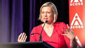 Poverty can be solved, it's just about changing the narrative: Abigail Scott  Paul | The Canberra Times | Canberra, ACT