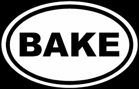 Bake Sticker Cook Cupcakes Chef Bakery Car Vinyl Decal For Sale Online Ebay