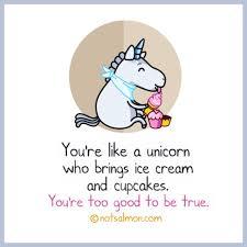 funny unicorn quotes to make you smile karen salmansohn