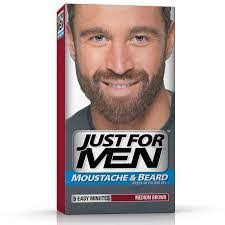 men beard and moustache color at rs 950