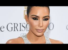 kim kardashian y smokey eyes makeup