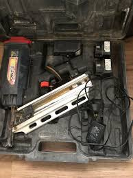 max 1st fix nail gun spares or repair
