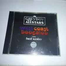 ヤフオク! - greyboy allstars / fred wesley / west coast b...
