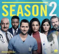 TELEVISION SERIES NEW AMSTERDAM | TELEVISION SERIES NEW AMST…