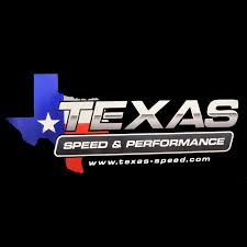 Texas Speed Performance Large Rear Window Decal 28 Length