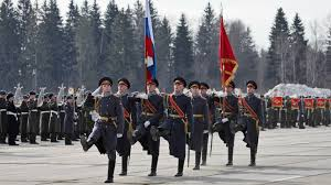 russian military army soliders