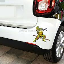 Decals Stickers Funny Ninja Kid Car Bumper Sticker Decal 4 X 5 Collectibles Transportation