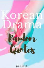 korean drama random quotes gentleman s dignity wattpad