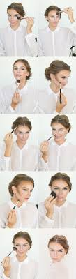 skin makeup and ideas with contouring