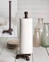 countertop paper towel holder