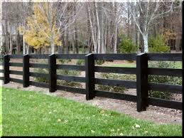 Split Rail Residential Fences Look Great And Can Mark Your Property Line View Our Full Atlanta Fence Gallery Here Ww Fence Design Farm Fence Fence Landscaping