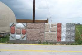 Spray In Place Concrete Fences How To Get Just The Look You Want Monolithic Dome Institute