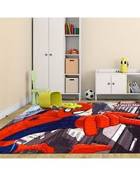 Here S A Great Price On Marvel Spiderman Rug Hd Digital Kids Bedding Wall Decals Room Decor Area Rugs 5x7 X Large Multicolor