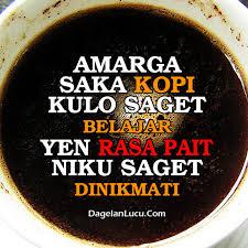 kata kata lucu tentang kopi bahasa jawa com
