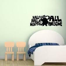 Half God Half Mortal All Awesome Moana Wall Decal Ebay