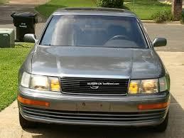 1990 lexus ls400 base sedan 4 door 4 0l