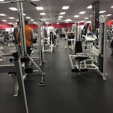 gyms in dyess air force base