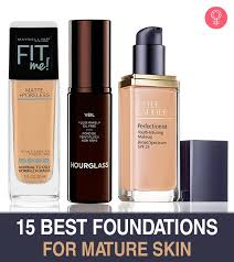 15 best foundations for skin