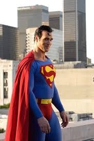 Reel Geeky: Sandy Collora's Superman Rules!