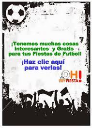 Kit Para Fiestas De Futbol Para Imprimir Gratis Fiestas De